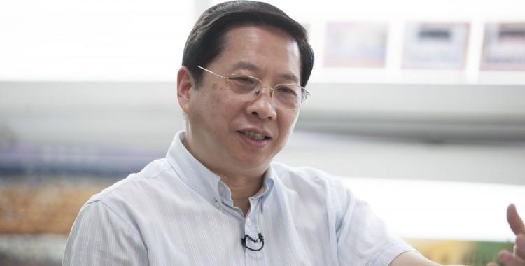 拜師國醫大師鄧鐵濤的西醫 心血管科專家張敏州教授